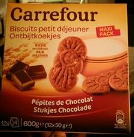 P'tit dej pepite de chocolat - Product - fr