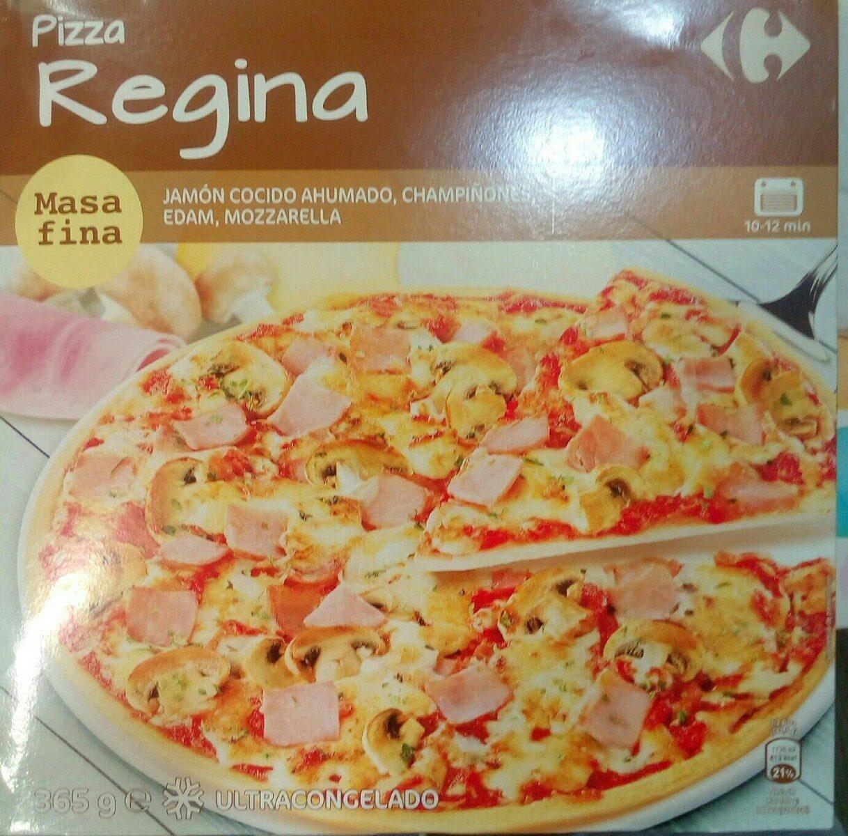 Pizza Regina - Producte - fr