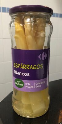 Asperges blanches - Producto - fr