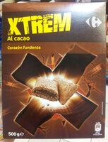 X'tremal cacao - Producto - es