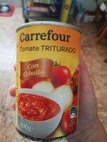 Tómate triturado con cebolla - Producto - es