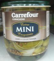 Cornichons Mini (Extra Croquants) - Product - fr