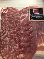 Assortiment  charcuterie - Nutrition facts