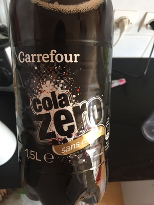 Soda cola sans caféine - Prodotto - fr