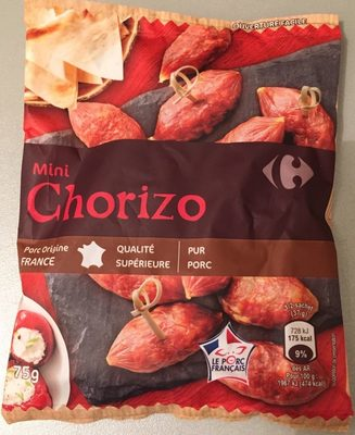 Mini Chorizo - Product