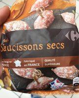 Mini Saucissons Secs - Produit