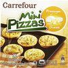 Pizzetas fromages - Produit