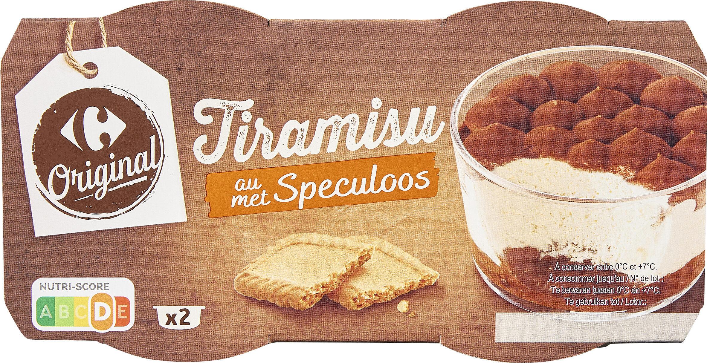 Tiramisu aux Speculoos - Prodotto - fr