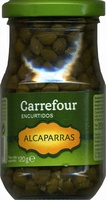 "Alcaparras ""Carrefour"" - Producto - es"