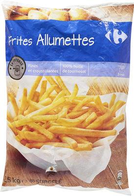 Frites Allumettes - Product - fr
