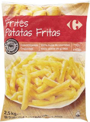 Frites Classiques - Produit - fr