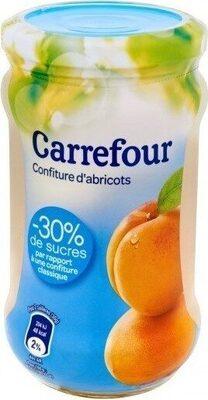 Confiture d'abricots -30% de sucres - Producto - fr