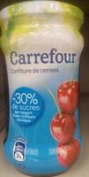 Confiture de cerises -30 % de sucres - Produit - fr