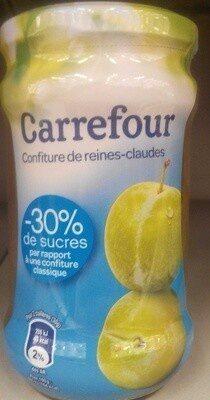 Confiture de reines-claudes -30 % de sucres - Produit - fr