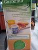 100% pur jus orange d'Espagne avec pulpe - Produit