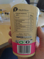 Wrap Jambon Chèvre - Nutrition facts - en