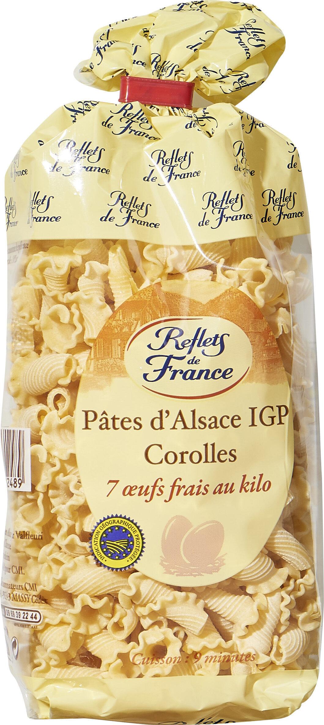 Pâtes d'Alsace IGP Corolles - Product - fr