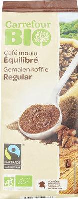 Café moulu Equilibré - Produit