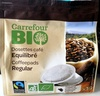 Dosettes café équilibré - Produit