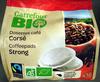 Dosettes café Corsé Bio - Product