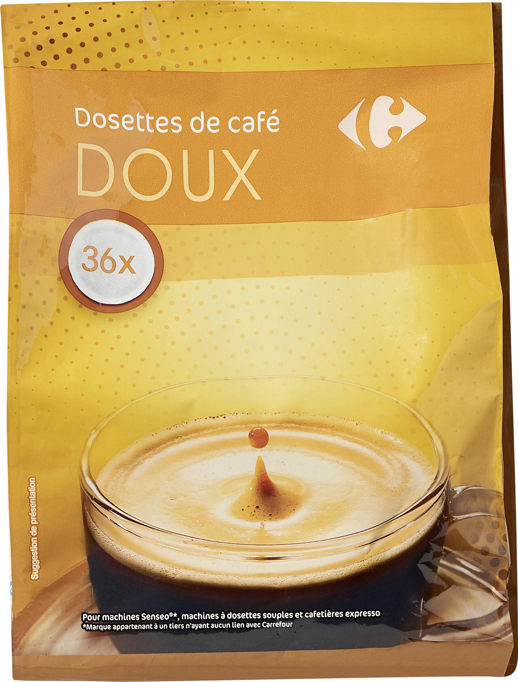 Dosettes de café - Prodotto - fr