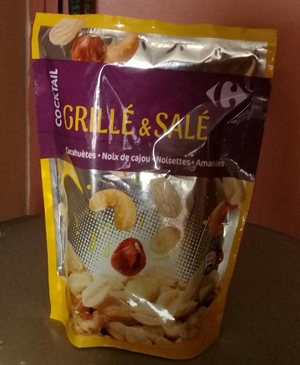 Grillé & salé cocktail - Produit - fr