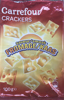 Crackers saveur fromage - Product