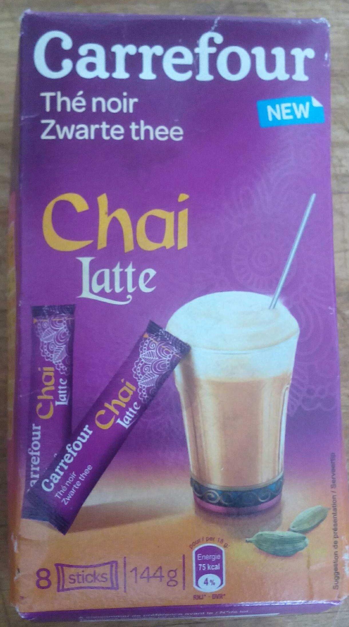Chai Latte - Product - fr