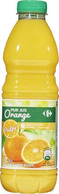 Pur jus d'orange pulpé - Product - fr