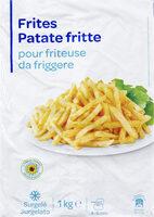 Frites Pour friteuse - Prodotto - fr