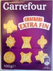 Crackers extra fin - Product