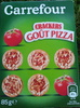 Crackers Goût Pizza - Product