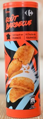 Tuiles Saveur Barbecue - Product - fr