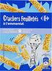 Crackers feuilletés à l'emmental - Product