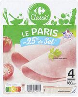 Jambon de Paris - Prodotto - fr