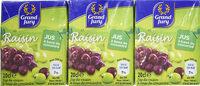 petits jus de raisin - Prodotto - fr