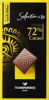 Noir 72% cacao - Prodotto - fr
