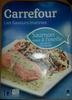 Saumon sauce à l'oseille et son riz à la carotte - Produit