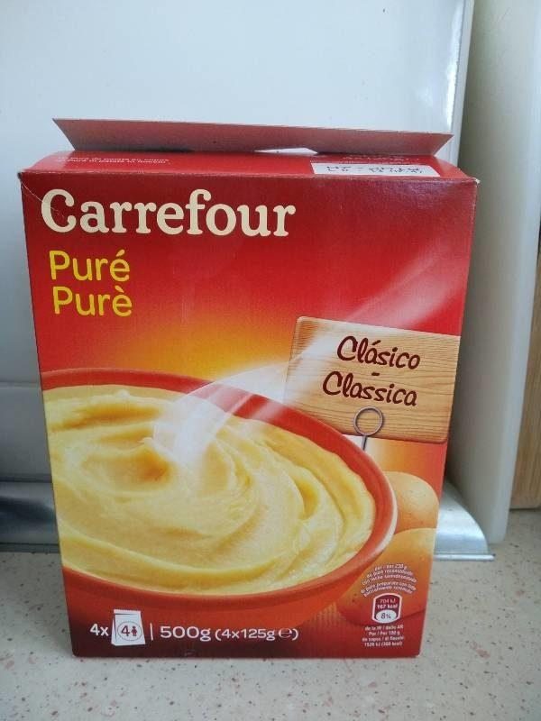 Carrefour Puré de patatas - Producto