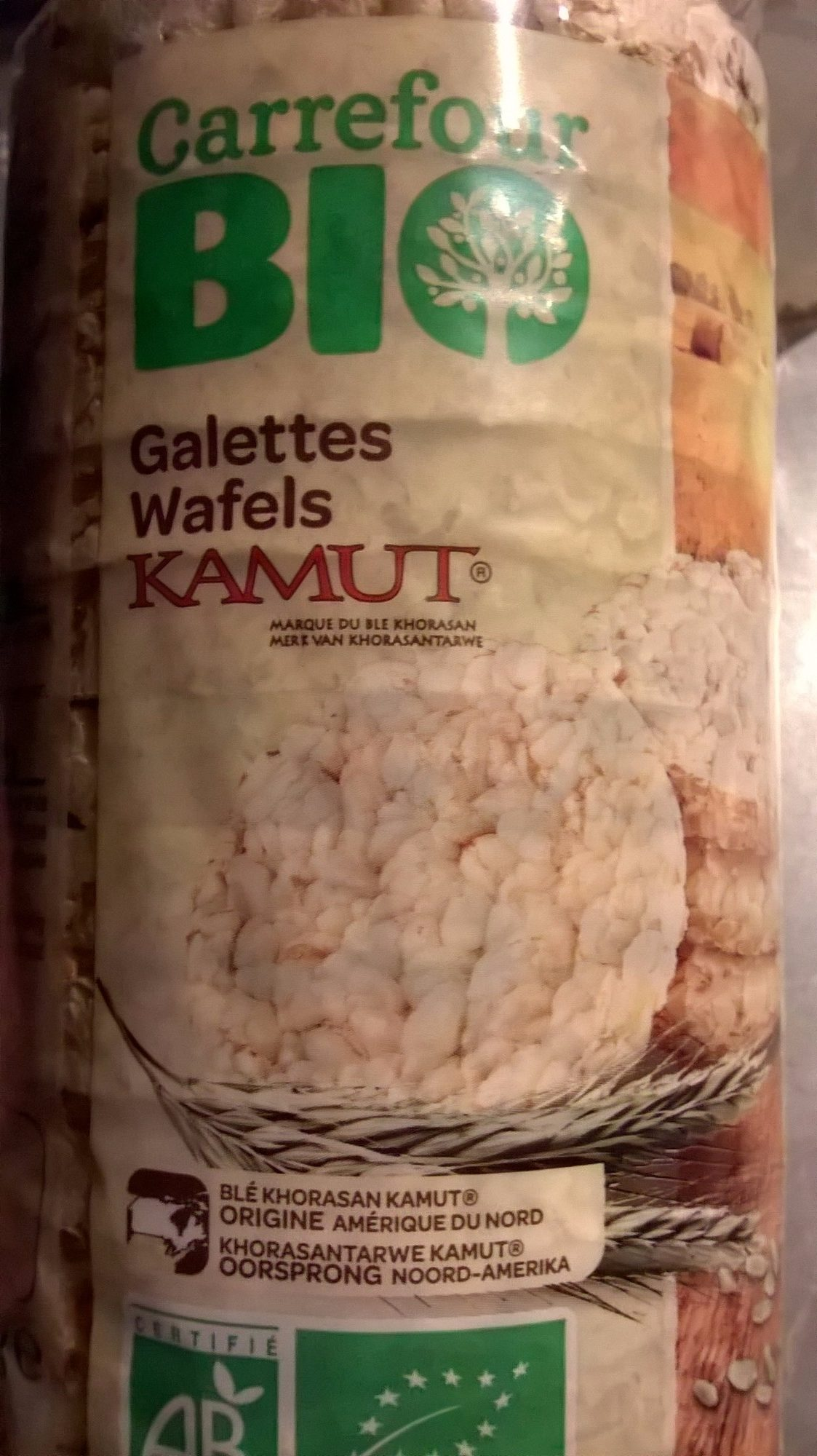 Galettes - Kamut - Product