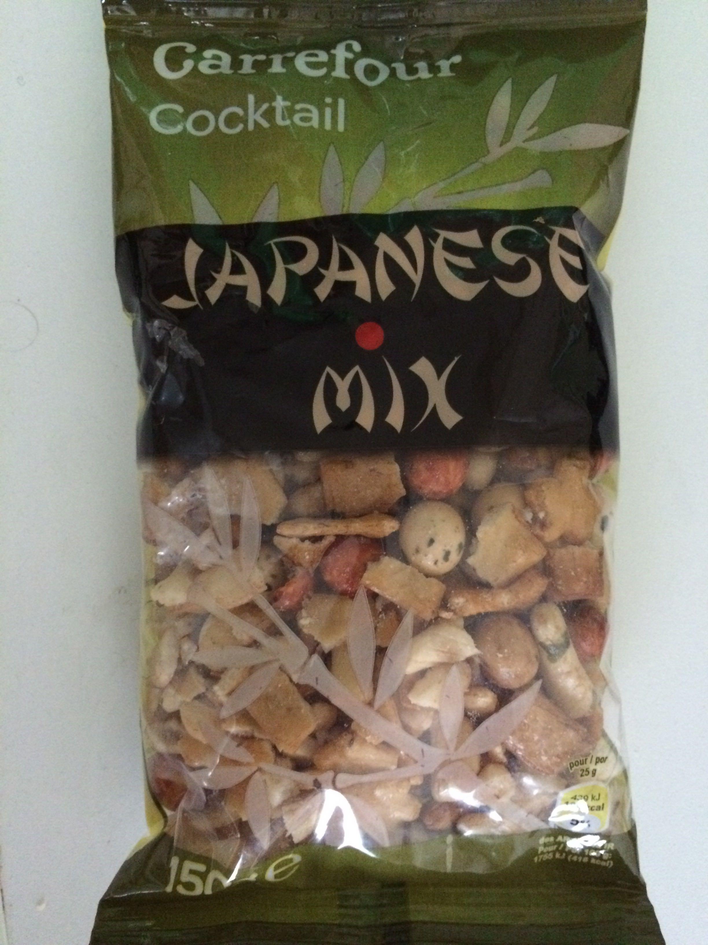 Japanese Mix - Produit - fr