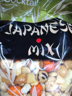 Japanese Mix - Informations nutritionnelles