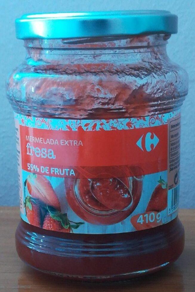 Mermelada fresa - Produit - fr