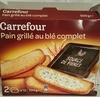 Pain grillé au blé complet - Product