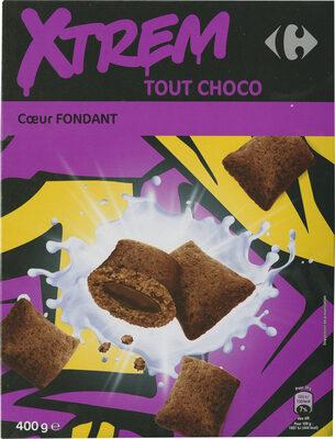 X'trem au chocolat - Produit - fr