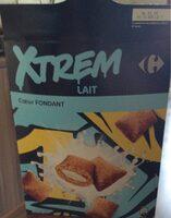 Xtrem lait - Cœur fondant - Produit - fr