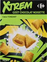 Xtrem goût chocolat noisette - Produit - fr