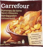 Pommes de terre façon Rôtissoire - Product - fr