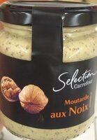 Moutarde aux noix - Product - fr
