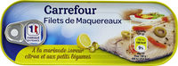 Filets de maquereaux - Product